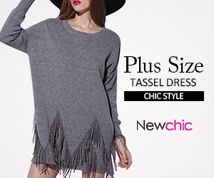 Newchic Women Plus Size Dresses