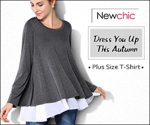 Newchic Women Plus Size Tops 2