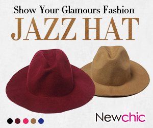 Vintage Women Jazz Hat sku161225