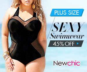 Plus Size Women Sexy Swimwear