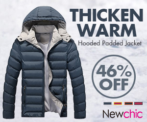 Waterproof Thicken Hooded winter jackets for men