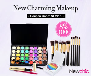 Collection makeup new arrival - newchic.com
