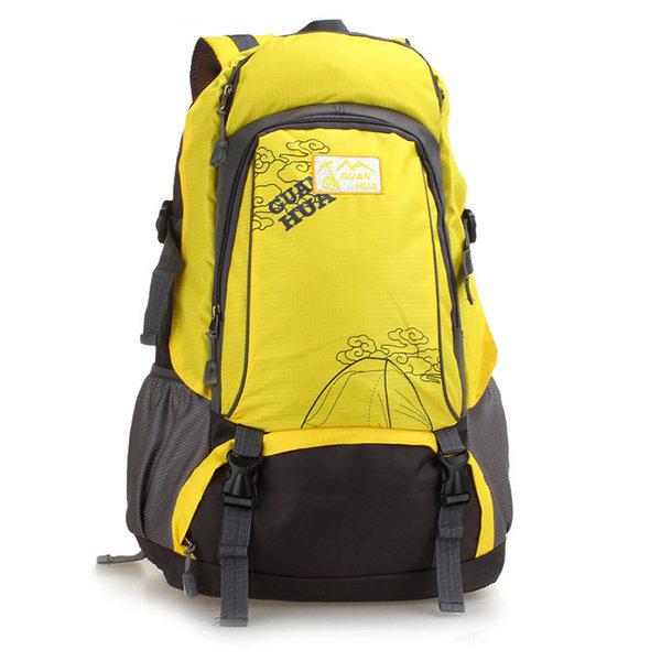 40L большой емкости нейлон Мужчины Путешествия Рюкзак Открытый Спорт Туризм Отдых Рюкзак для мужчин