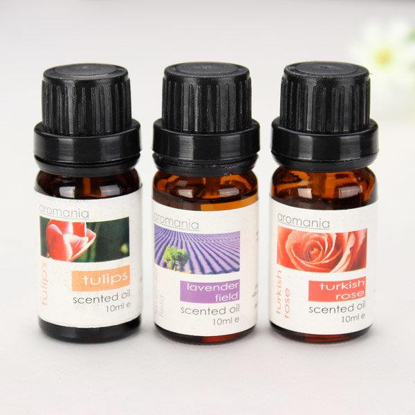10ml Aromania Lavender Tulip Scented Oil Sachets Air Purifier Burner Oils