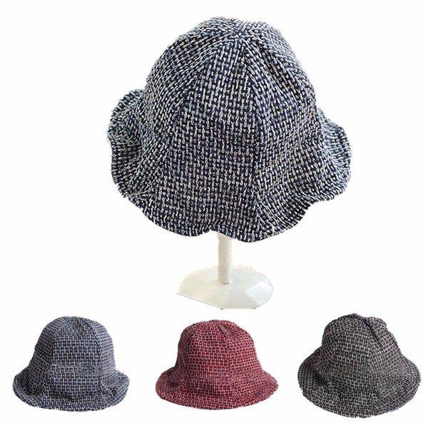 Женщины Повседневная вязать ковша Hat Защита от солнца Рыбалка Сгустите Плюшевые Хлопок Cap