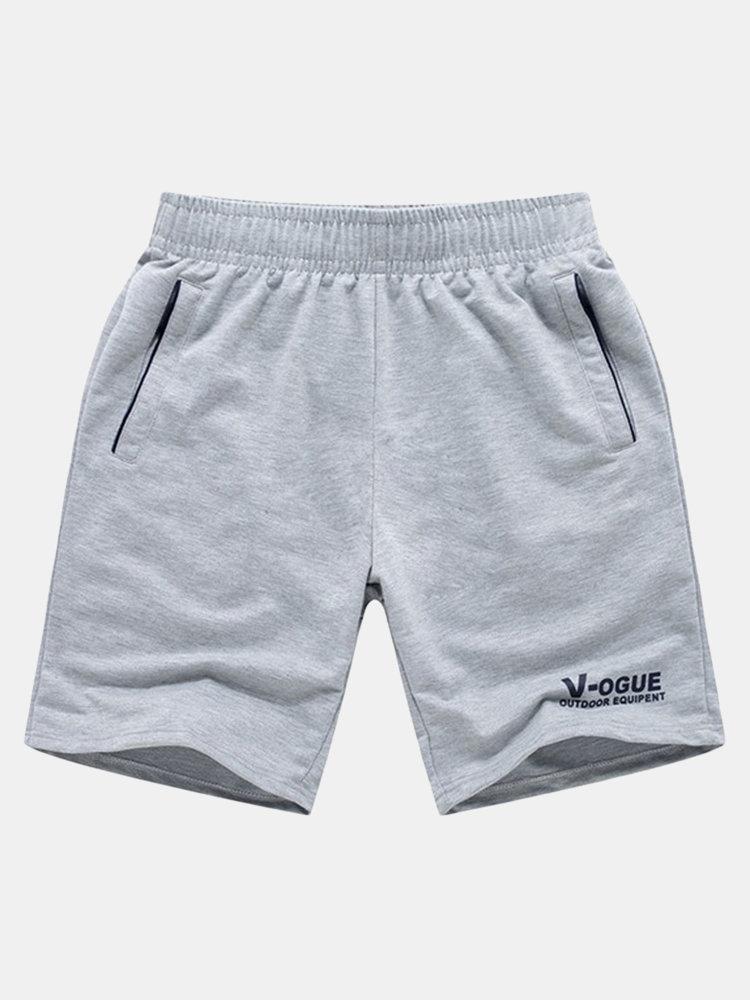 Лето 4XL Mens хлопка Спорт Quick Dry Surf шорты пляжные шорты