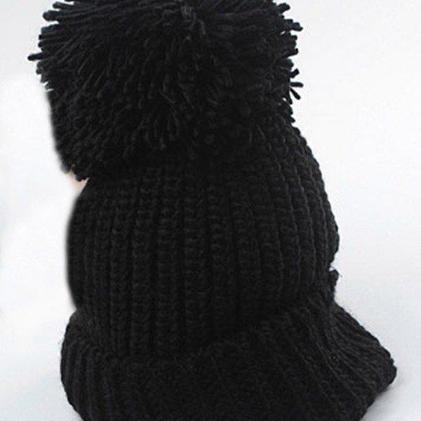 Korean Cute Knitting Hat Warm Wool Cap