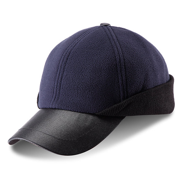 Men Women Multifunction Baseball Cap With Face Mask Warm Outdoor Motorcycle Riding Hat