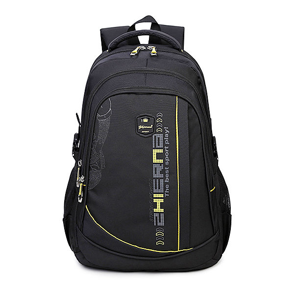 Men Oxford Durable Backpack Schoolbag Outdoor Climbing Bag