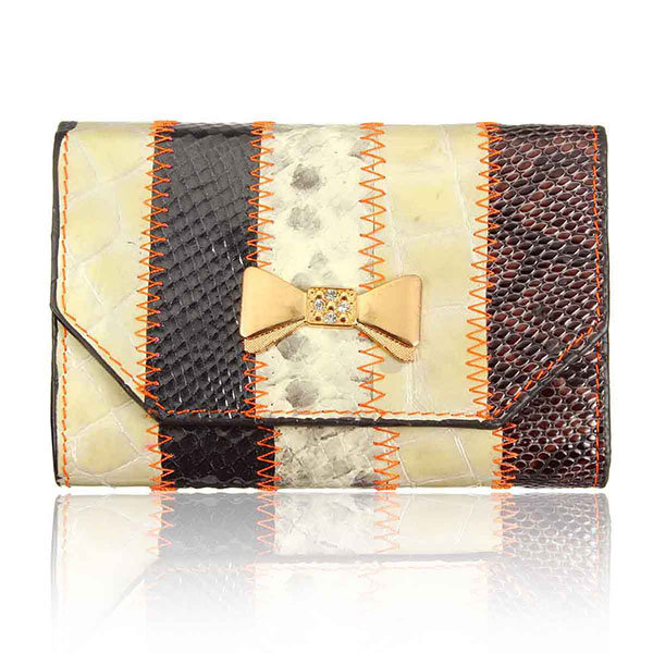 Women Vintage Floral Wallet Ladies Elegant Casual Leisure Purse
