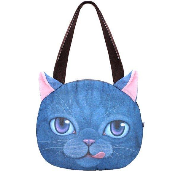 Women Cat Crossbody Bag Animal Handbag Shoulder Cute Crossbody bag