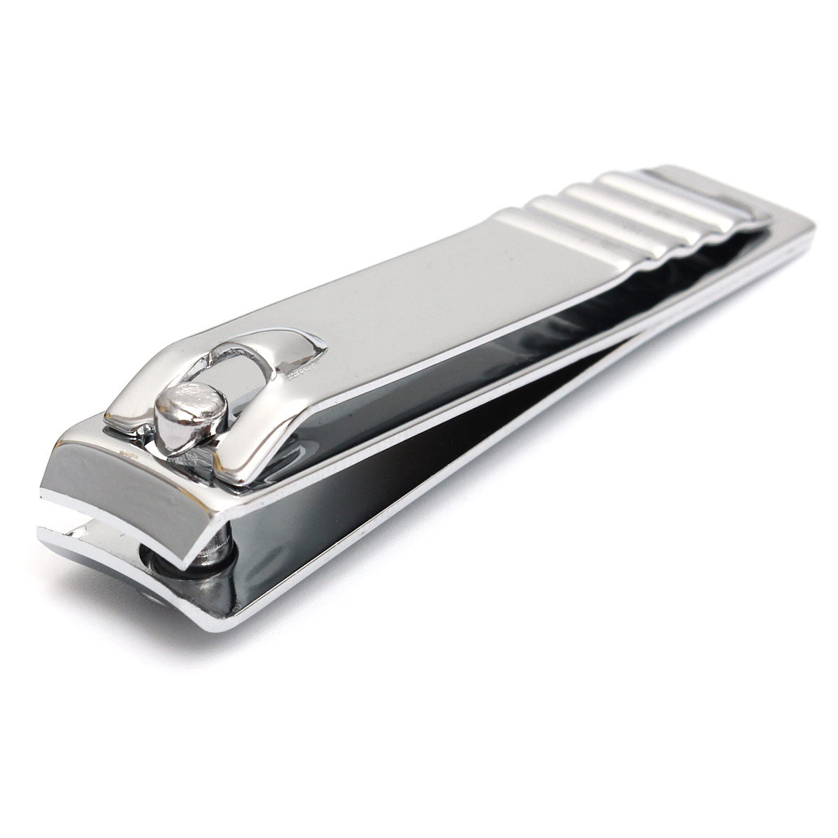 Professional Stainless Steel Nail Clipper Cutter Trimmer Manicure Hand