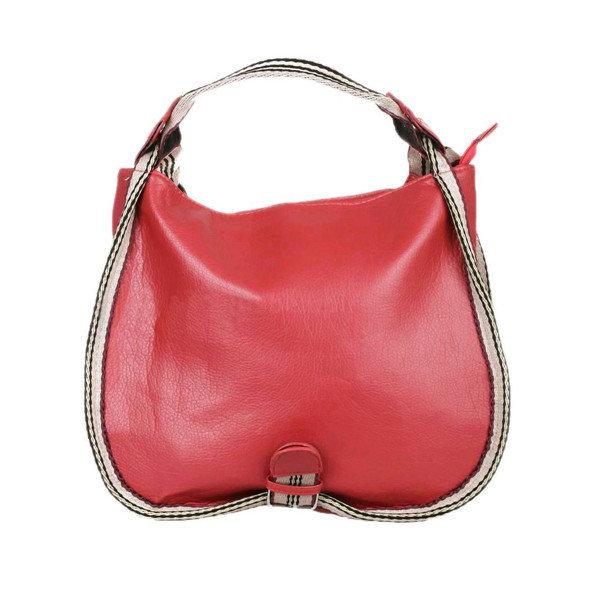 Women PU Leather Hobo Large Crossbody Bag