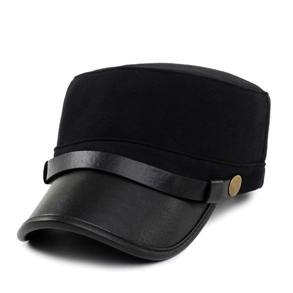 Men Women Flat Hat Outdoor Sports Cotton Soft  Sunshade Visor Breathable Cap