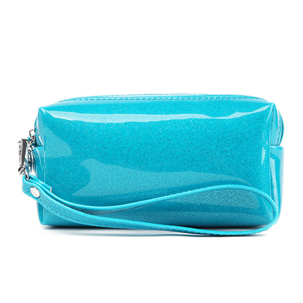 Women Jelly Candy Color Clutch Bag Fashion Casual Wallet