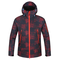 Outdoor Casual Breathable Waterproof Wind-Resistant Sport Riding Soft Shell Jacket For Men