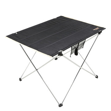 Portable Folding Picnic Barbecue Table Light Weight Foldable Camping Fishing Beach Table SKU558453
