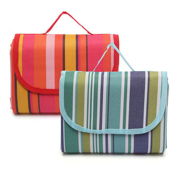150x200CM Camping Oxford Picnic Mat Portable Multi-Functional Ground Pad Cushion