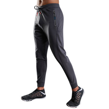 Slim Fit Jogging Casual Sport Pants for Men SKU758222
