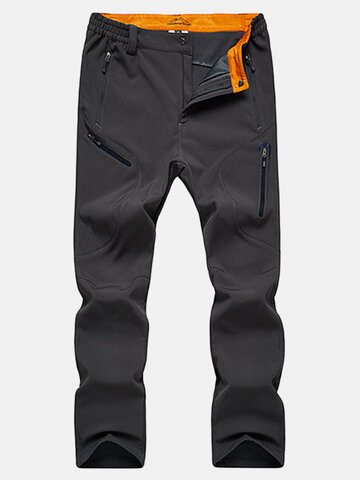 Winter Outdoor Water-repellent Quick-drying Sport Pants SKU541913