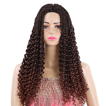 14-18 Inch Synthetic Curly Hair
