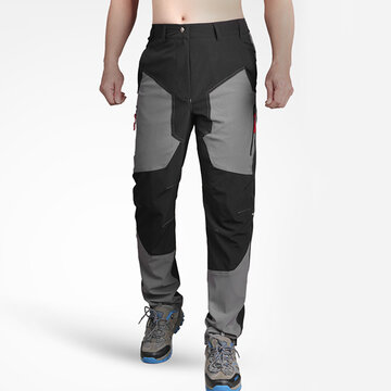 Outdoor Water-repellent Quick-Dry Climbing Sport Pants SKU634243