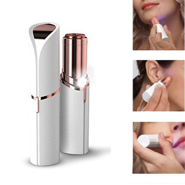 Electric Epilator Shaver Painless Women Facial Hair Remover SKU739507