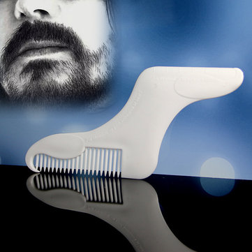 Beard Comb Brush Shaping Tool SKU733378