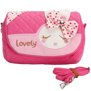 Buy Children Girls Princess Pretty Lovely Handbag Rabbit Shoulder Bags Messenger Bag