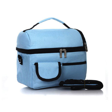 Kcasa KC-BB105 Travel BBQ Camping Picnic Lunch Bag Insulated Tote Bag Ice Bag Shopping Bag SKU120505