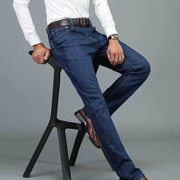 Mens Toughness Jeans