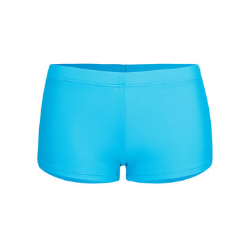 Sexy Breathable Elastic Cooldry Sports Shorts Pure Color Boyshorts For Women