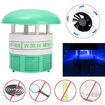 LED Electric Mosquito Fly Insect Repeller Killer SKU646921