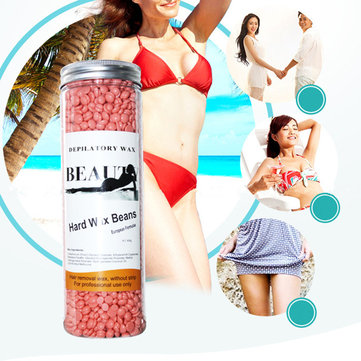 400g Multi-colors Epilator Depilatory Wax Hard Beans Waxing Cream Facial Body Underarm Hair Removal SKU693396