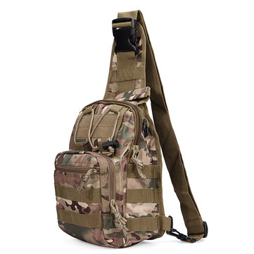 Men Outdoor Sport Crossbody Sling Shoulder Chest Bag от Newchic.com INT