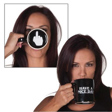 Personality Office Gifts Creative Mug SKU657244