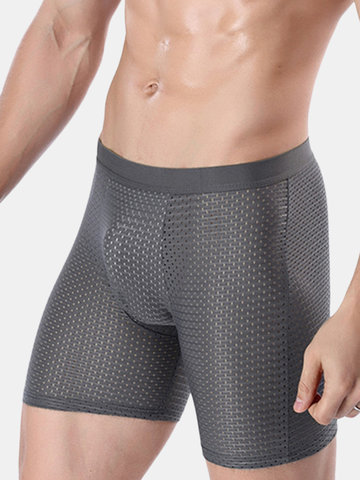 Men Mesh Soprt Underwear
