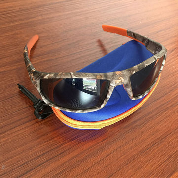 Mens Cool Polarized Sunglasses Uv400 Outdoor Sports Driving Glasses