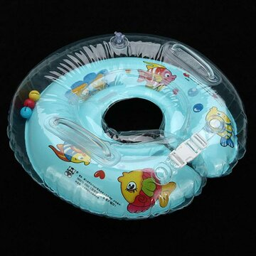 Baby Swimming Neck Float Ring Safety Aid Tube Infant Swim Bath Laps Beach Toys SKU633969