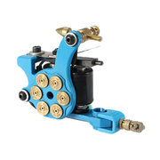 Professional Tattoo Machine Kit Fine-turned Power Supply High-end Equipment Set
