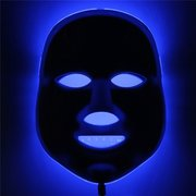 Photon LED Skin Facial Mask Rejuvenation Therapy 3 Colors Light Wrinkle Removal Anti Aging