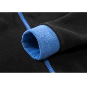Мужские толстовки Solid Color Zipper Передний карман Мода Повседневная Спорт капюшоном Верхняя одежда