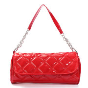 Stylish Quilted Lining Chain Shoulder Bag