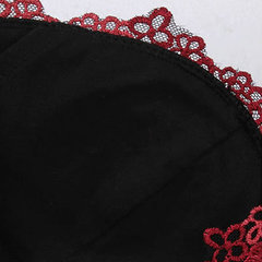 Sexy Gather Vice Breast Shaper Seamless Embroidery Wireless Adjustable Bras