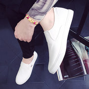 Men Canvas Shoes Outdoor Slip On Comfortable Sneakers