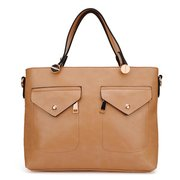 Casual Candy Color Messenger Shoulder Bag