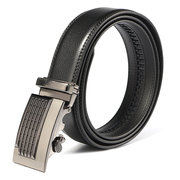 Men's Belts Waistband Automatic Buckle Waist Strap Belt