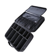 Detachable Portable Travel Bag Large Capacity Makeup Brushes Pouch Holder Storage Shoulder Bags