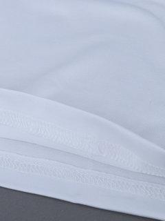 Women Casual Floral Print Off-shoulder Loose Short Sleeve Suit