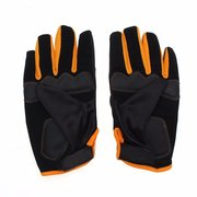 Men Women Motorcycle Full Finger Glove Protection Outdoor Sport Riding Gloves